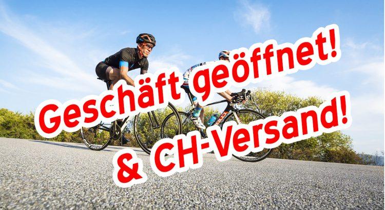 Radsport Matt geöffnet